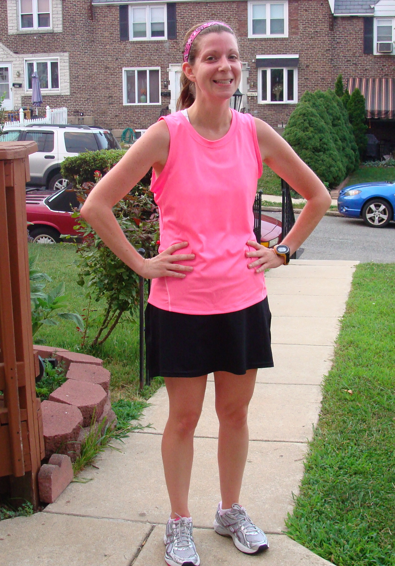 Operation: Running Skirt | Run Fast and Don't Fall Down
